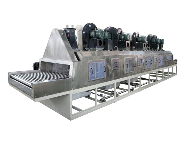 BST-PL 全自动喷淋清洗烘干机